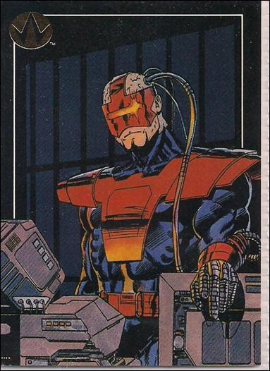 WildC.A.T.s: Set 1 (Base Set) 96-A by Topps