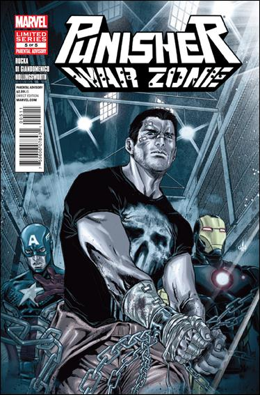 Punisher: War Zone (2012) 5-A by Marvel