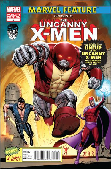Uncanny X-Men (2012) 2-B by Marvel