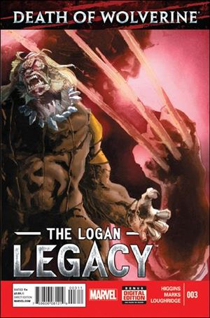 Death of Wolverine: The Logan Legacy 3-A
