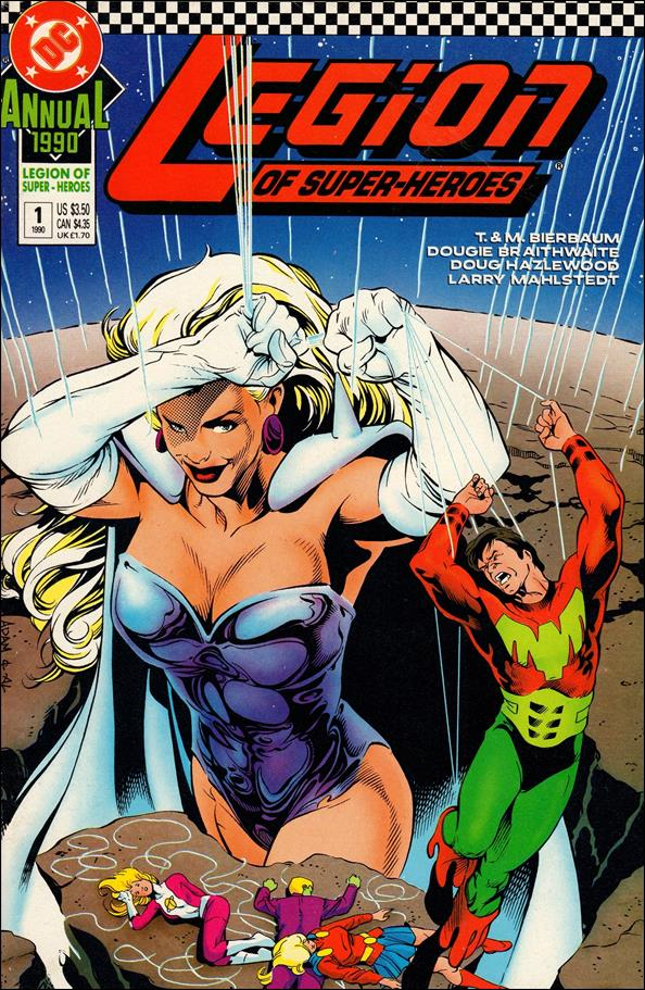 Legion of Super-Heroes Annual 1'-A by DC
