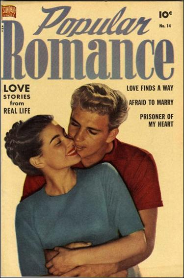 Popular Romance 14-A by Better Publications