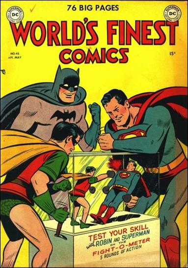 World's Finest Comics 45-A by DC