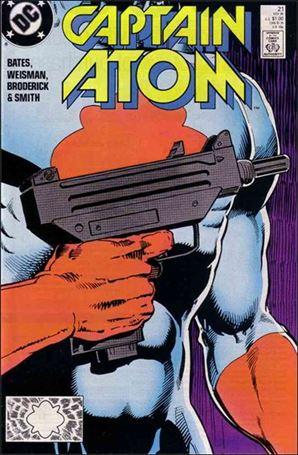 Captain Atom (1987) 21-A