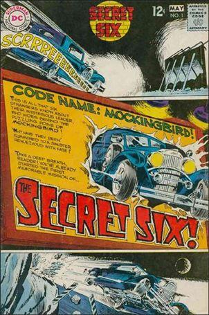 Secret Six (1968) 1-A