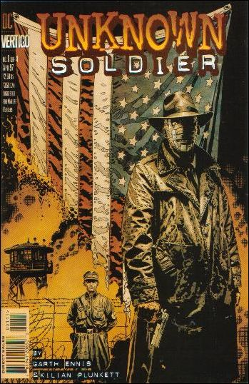Unknown Soldier (1997) 1-A by Vertigo