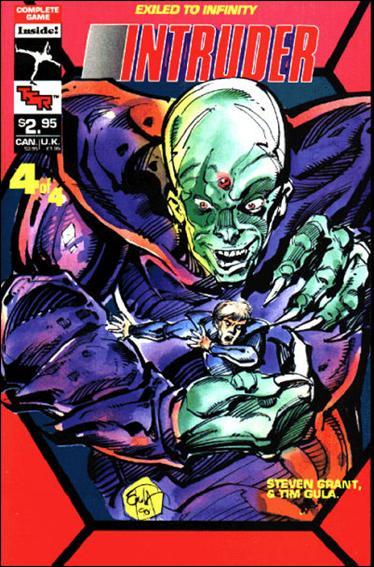 Intruder Comics Module 4-A by TSR