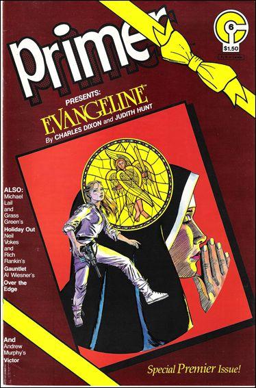 Primer (1982) 6-A by Comico