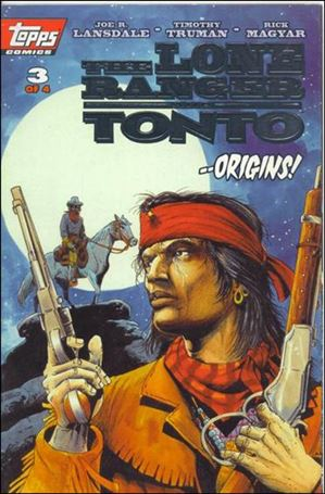 Lone Ranger and Tonto 3-B