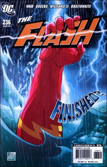 Flash (1987) 236-A by DC