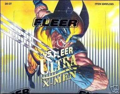 1995 Fleer Ultra X-Men 1-C by Fleer