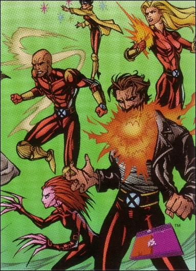 Marvel vs WildStorm (Base Set) 42-A by Fleer/SkyBox