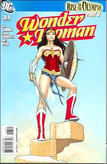 Wonder Woman (2006) 27-B by DC