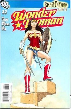 Wonder Woman (2006) 27-B