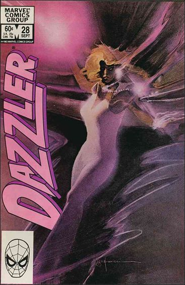 Dazzler (1981) 28-A by Marvel