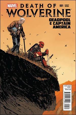 Death of Wolverine: Deadpool & Captain America 1-C