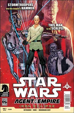 Star Wars: Agent of the Empire - Iron Eclipse 1-A