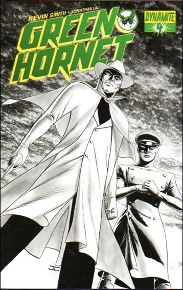 Green Hornet (2010) 4-F by Dynamite Entertainment