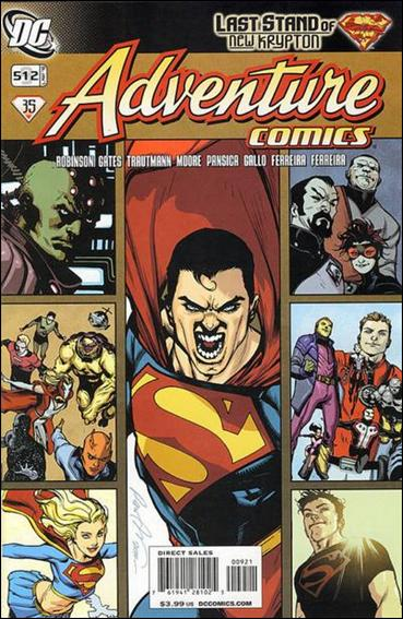 Adventure Comics (2009) '512'-B by DC