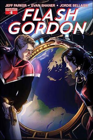 Flash Gordon (2014) 8-A