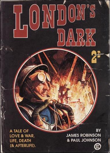 London's Dark 1-A by Titan