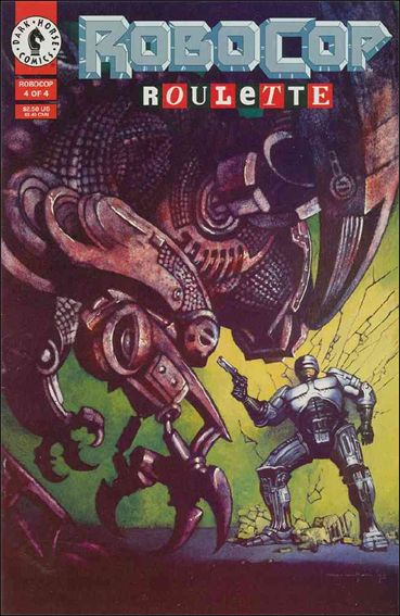 Robocop: Roulette 4-A by Dark Horse