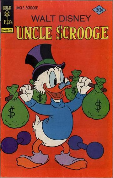 Walt Disney Uncle Scrooge 137-A by Gemstone