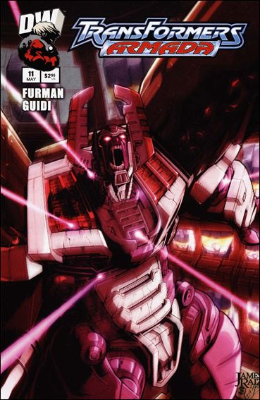 Transformers: Armada 11-A by Dreamwave