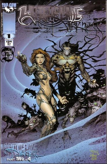 Witchblade/Darkness Special 1-B by Top Cow