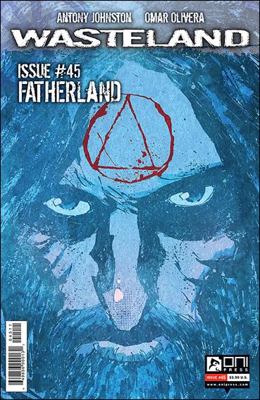 Wasteland (2006) 45-A by Oni Press