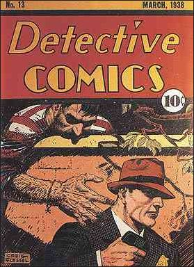 Detective Comics (1937) 13-A by DC