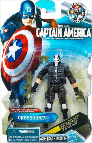 Captain America: The First Avenger Crossbones (Comic Series) by Hasbro