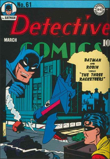 Detective Comics (1937) 61-A by DC