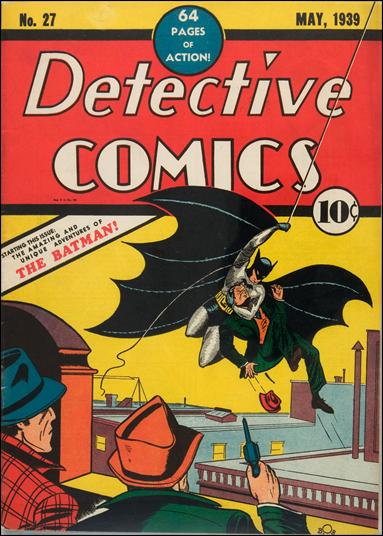 Detective Comics (1937) 27-A by DC