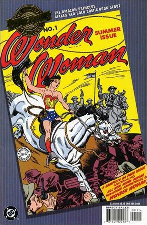 Millennium Edition: Wonder Woman (1942) 1-A