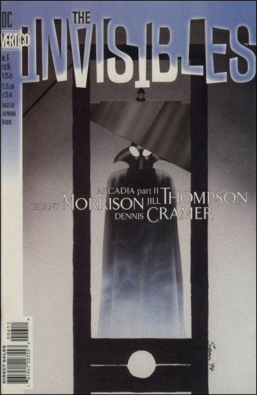 Invisibles (1994) 6-A by Vertigo