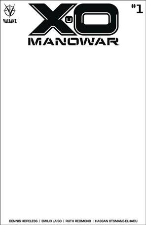 X-O Manowar (2020) 1-E