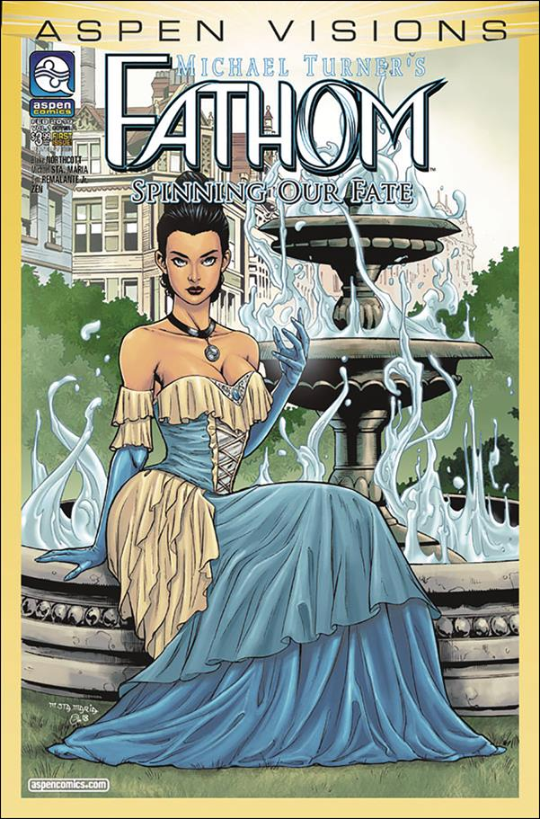 Aspen Visions: Fathom: Spinning Our Fate 1-A by Aspen