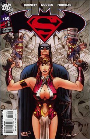 Superman/Batman 40-A