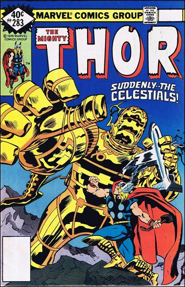 Thor (1966) 283-B by Marvel