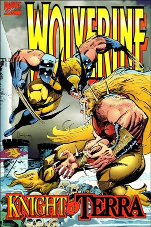 Wolverine: Knight of Terra 1-A