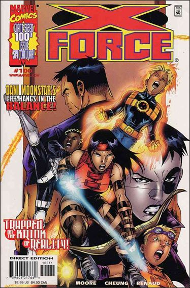 X-Force (1991) 100-A by Marvel