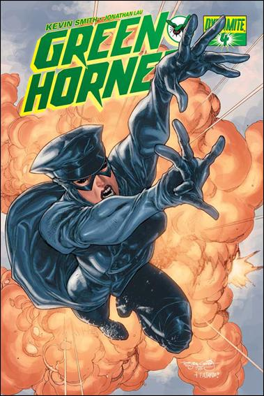 Green Hornet (2010) 4-D by Dynamite Entertainment