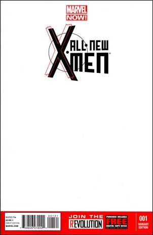 All-New X-Men 1-F by Marvel