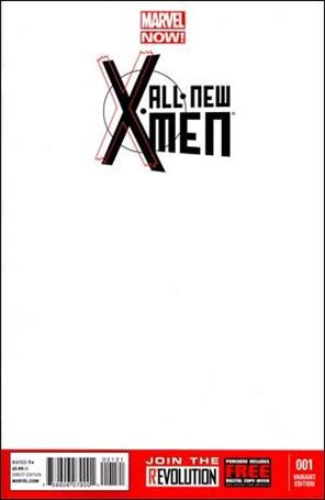 All-New X-Men 1-F