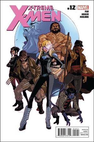 X-Treme X-Men (2012) 12-A