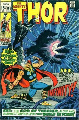 Thor (1966) 185-A