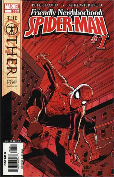 Friendly Neighborhood Spider-Man 1-A by Marvel