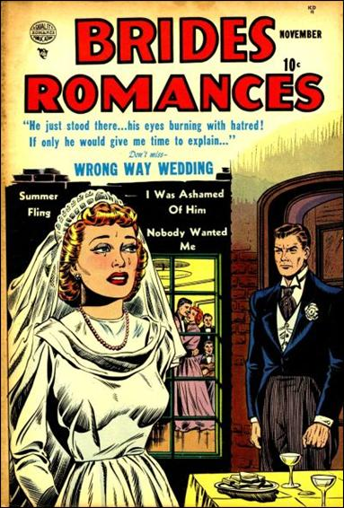 Bride's Romances 1-A by Quality