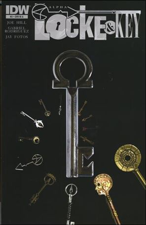 Locke & Key: Alpha 2-H